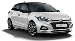 Rent Hyundai i20 - A/T or Similar