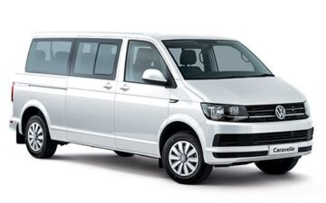 Rent VW Caravelle or similar