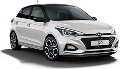 Hyundai i20 - A/T or Similar