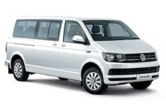VW Caravelle or similar